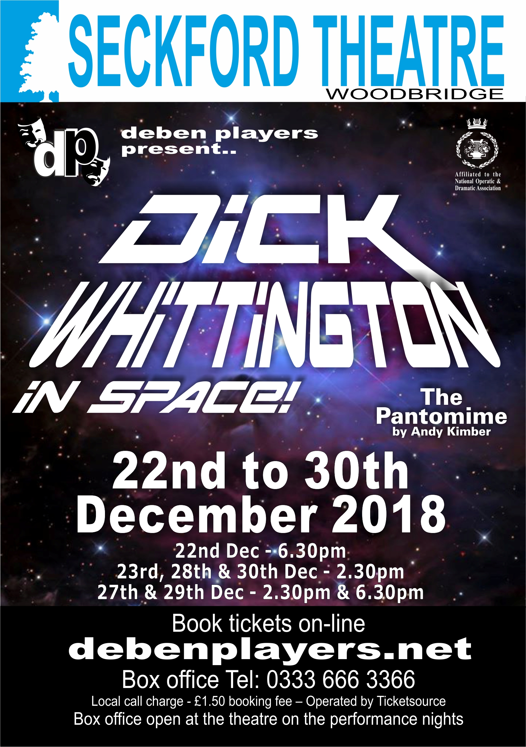 Dick Whittington In Space!