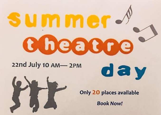 Summer Theatre Day